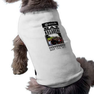 My Bay to Breakers Photo Dog T-shirt
