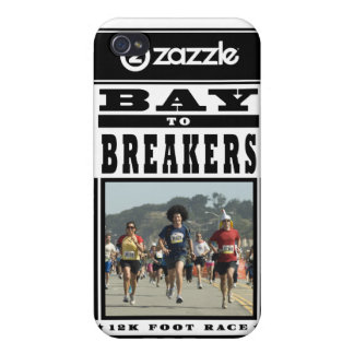 My Bay to Breakers Photo iPhone Case iPhone 4 Cases