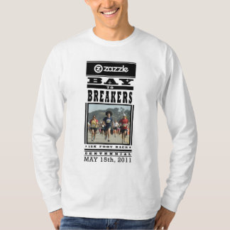 My Bay to Breakers Photo T-shirt