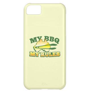 MY BBQ MY RULES aussie design iPhone 5C Case