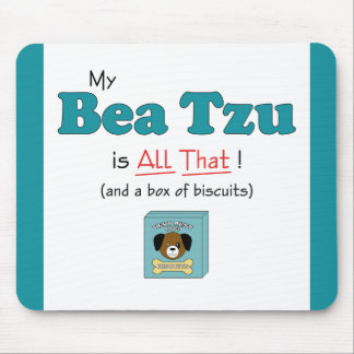 My Bea Tzu is All That! Mouse Pads