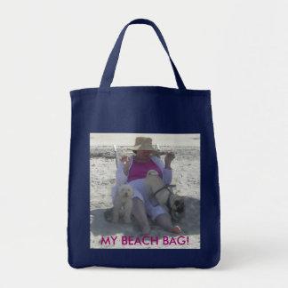 MY BEACH BAG! TOTE BAG