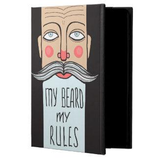 My Beard, My Rules iPad Air Case