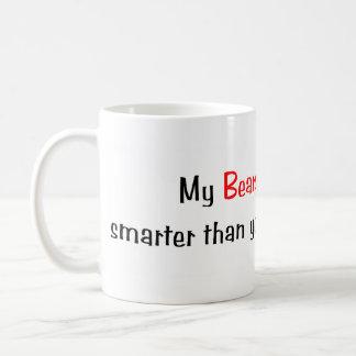 My Bearded Collie is smarter... Mug