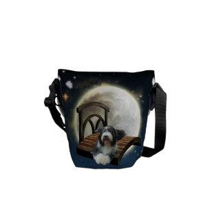 My Beardie Messenger Bag