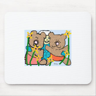 My bears mouse pad