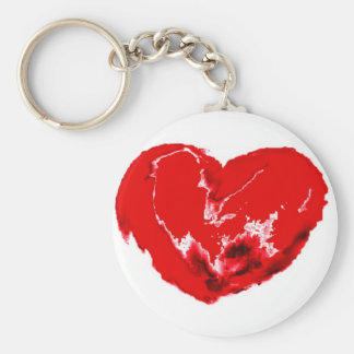 My Beating Heart Keychain