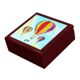 My Beautiful Balloons Jewelry Box