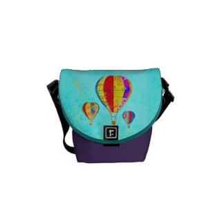 My Beautiful Balloons mini messenger bag
