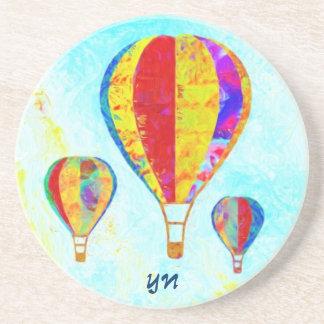 My Beautiful Balloons Sandstone Coaster