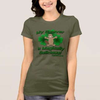 My Beave rIs Magically Delicious T-Shirt