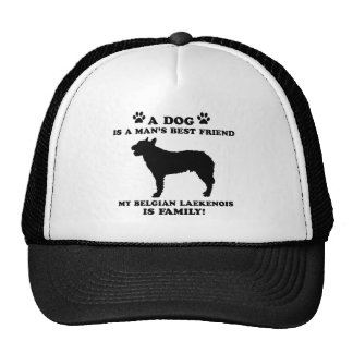My Belgian laekenois family, your dog just a best Trucker Hats
