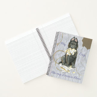 My Belgian Sheepdog Ate My Lesson Plan Notebook