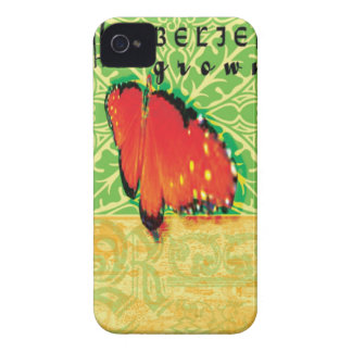 My Belief butterfly iphone case