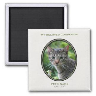 My Beloved Companion Pet's Keepsake Magnet 1