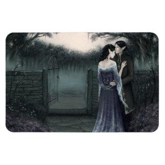 My Beloved Elvish Romantic Couple Magnet