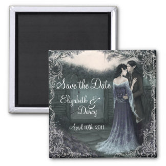 My Beloved Save the Date Wedding Magnet