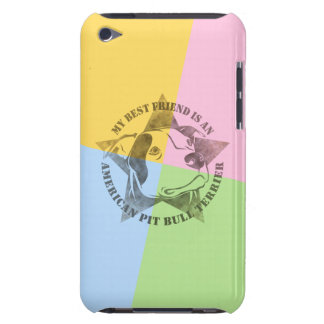 My Best Friend Barely There iPod Cases