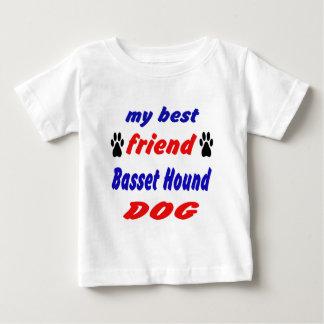 My best friend Basset Hound Dog T-shirt