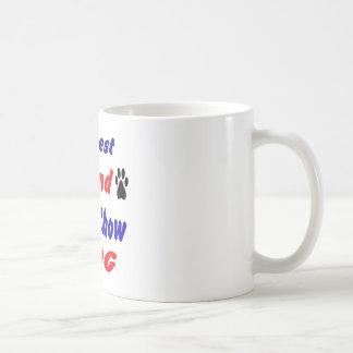 My best friend Chow Chow Dog Classic White Coffee Mug