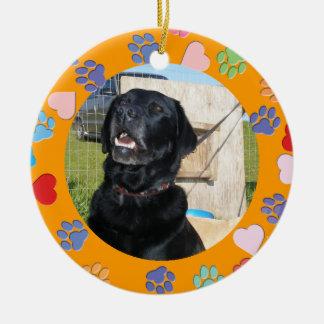 My Best Friend Christmas Tree Ornaments