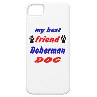 My best friend Doberman Dog iPhone 5 Case