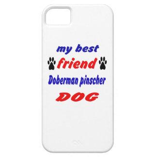 My best friend Doberman pinscher Dog iPhone 5 Cover