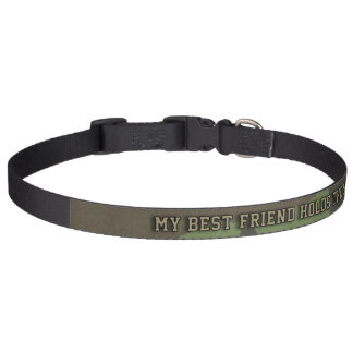 My Best Friend Holds The Leash Camo