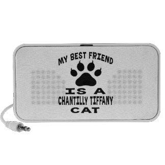 My Best Friend Is A Chantilly Tiffany Cat Mini Speakers