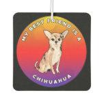 My Best Friend is a Chihuahua Air Freshener