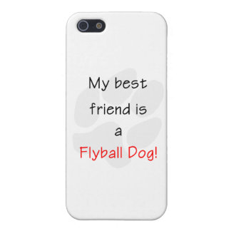 My Best Friend is a Flyball Dog iPhone SE/5/5s Case