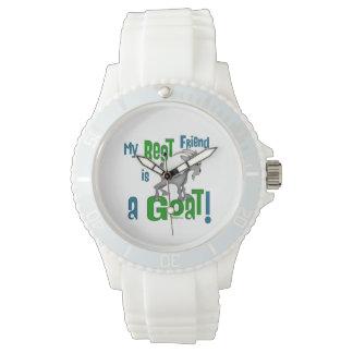 My Best Friend is a Goat Wrist Watch