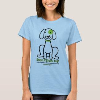 My Best Friend is a Green Dog T-shirt