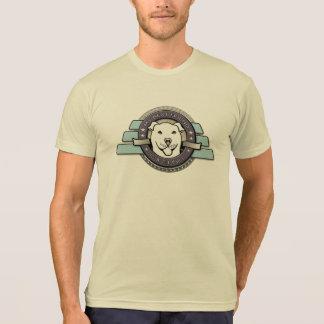 My Best Friend is a Pit Bull Emblem - Creme Tshirt