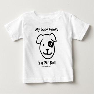 My best friend is a Pit bull Tee Shirts