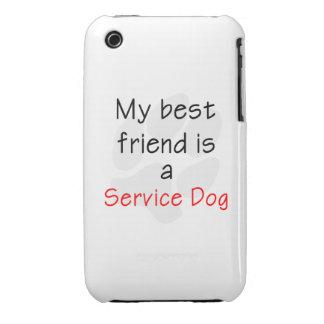 My Best Friend is a Service Dog Case-Mate iPhone 3 Case