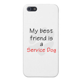 My Best Friend is a Service Dog Cover For iPhone SE/5/5s