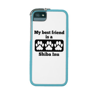 My Best Friend Is A Shiba Inu Case For iPhone 5/5S