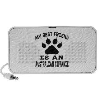 My Best Friend Is An Australian Tiffanie Cat Speaker