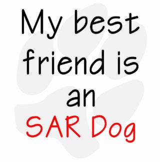 My Best Friend is an SAR Dog Statuette