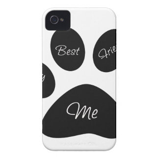 My best friend loves me. iPhone 4 Case-Mate case