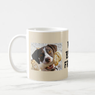 My Best Friend mug, name is Bay, Pointer, love him Coffee Mug