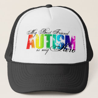My Best Friend My Hero - Autism Trucker Hat