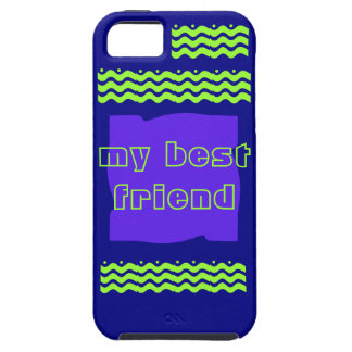 my best friend, never let you down iPhone 5 cover