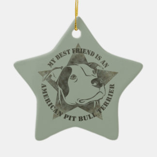 My Best Friend Christmas Ornament