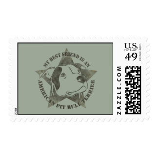 My Best Friend Stamps