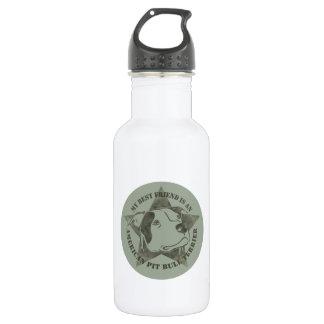 My Best Friend Water Bottle