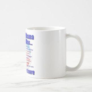 My Best Obama Feeling Was... Coffee Mug