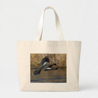 My Best Side Jumbo Tote Bag