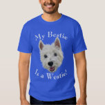 My Bestie Is A West Highland Terrier T-Shirt